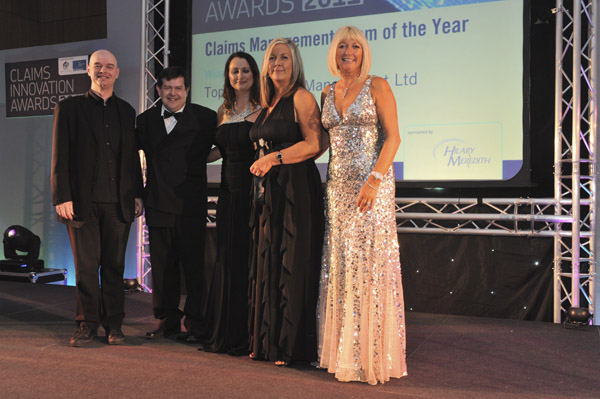 claims awards 2011